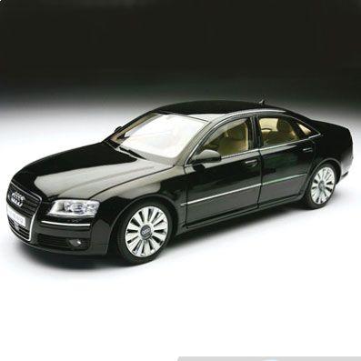 Audi A8 W12 Phantom Black, фото