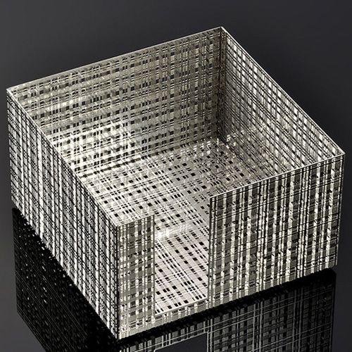 Подставка Metalace ажурная для записок, фото