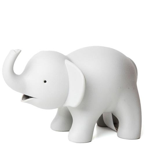 Диспенсер для скотча и скрепок Qualy Elephant, фото