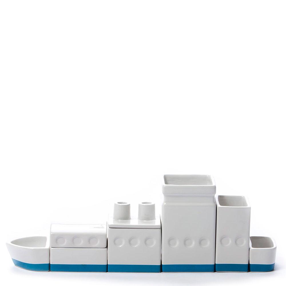 Органайзер кораблик Seletti для канцелярии