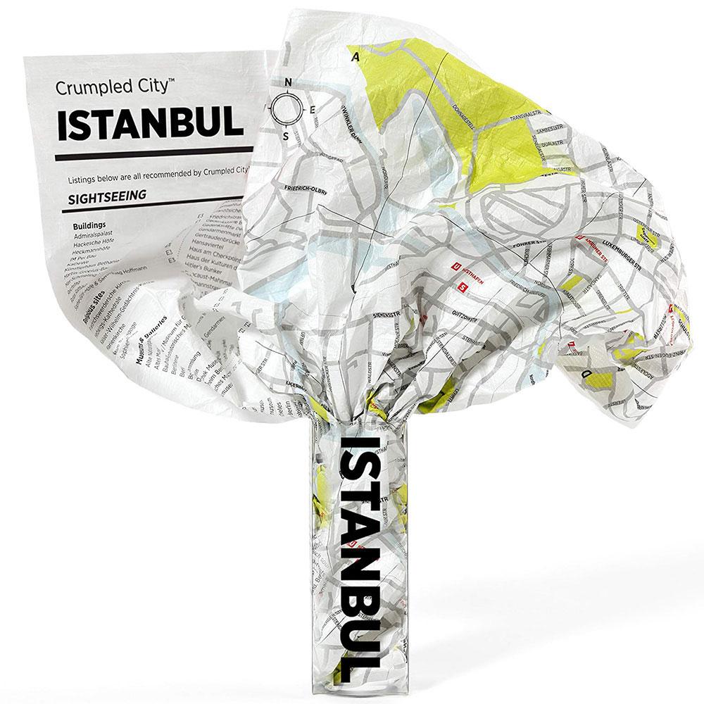 Мятая карта Palomar Istanbul