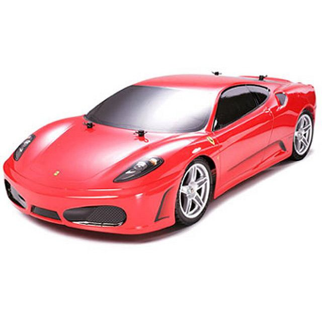 Коллекционная модель Kyosho ограниченного выпуска 1:18 Ferrari F430 Coupe 2007 F1 Red
