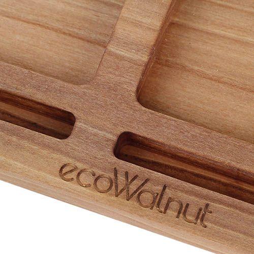 Деревянная подставка для планшета и смартфона Ecowalnut, фото