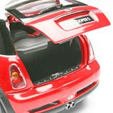 BMW Mini Cooper S  Red, фото
