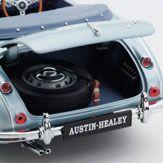 Austin Healey 100-6 Healey Blue, фото