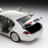 BMW Hydrogen 7 Silver, фото