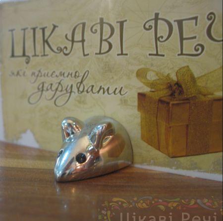 Мышонок Philippi – держатель для бумаг, фото
