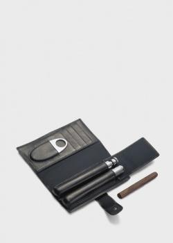 Набор для сигар Philippi Churchill из натуральной кожи, фото