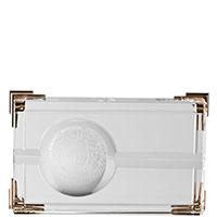 Пепельница для сигар Rosenthal Versace Medusa Prisma Clear, фото
