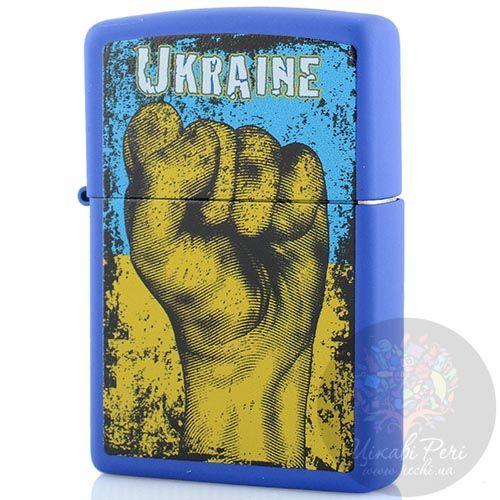 Зажигалка Zippo Сила украинского духа , фото