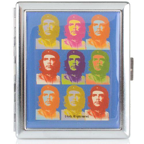 Портсигар Silver Match Che Guevara, фото