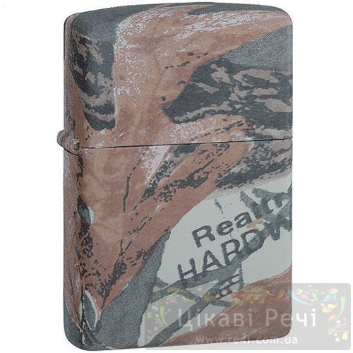 Зажигалка Realtree Hardwoods, фото