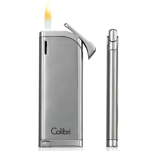 Зажигалка Debonair с серебром, фото