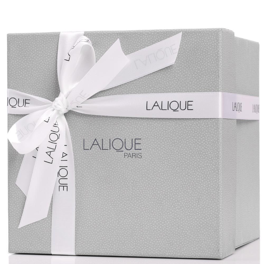 Пепельница Lalique Gao прозрачный хрусталь