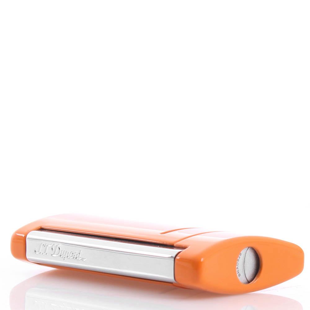 Зажигалка S.T.Dupont MINIJET оранжевая
