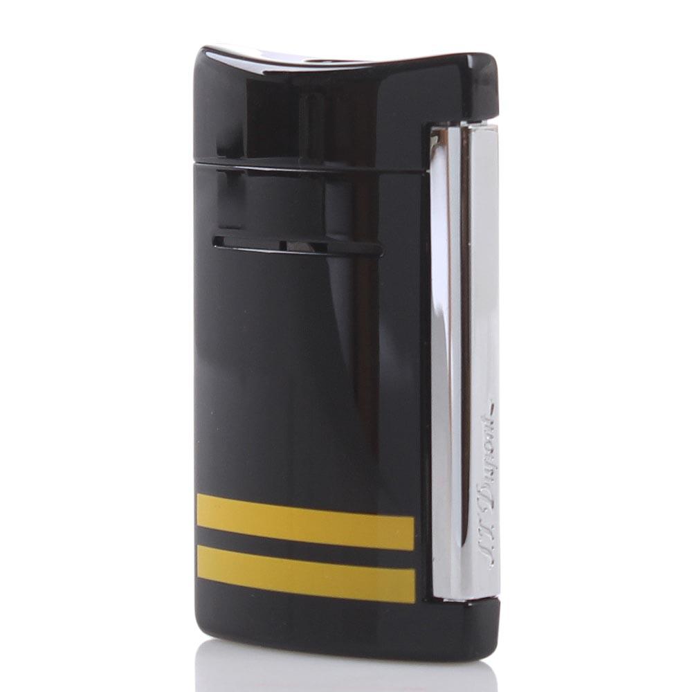 Зажигалка S.T.Dupont MINI JET ALL BLACK