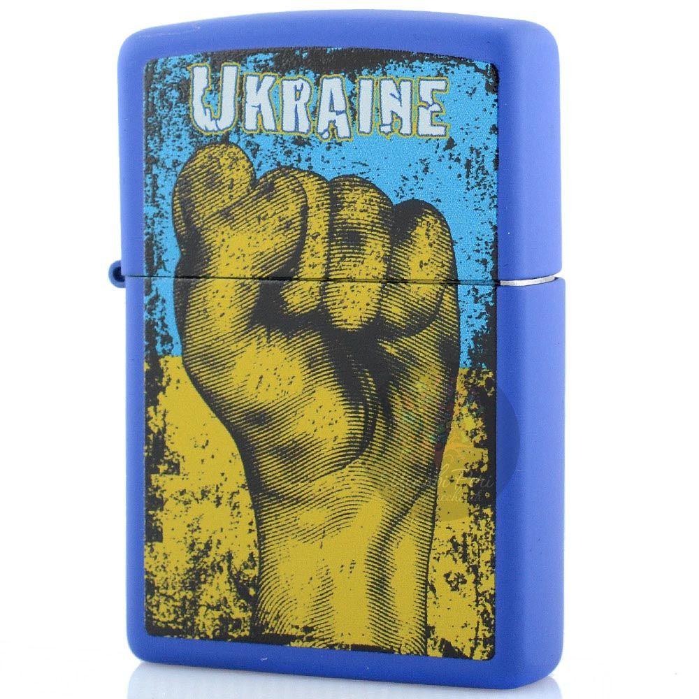 Зажигалка Zippo Сила украинского духа