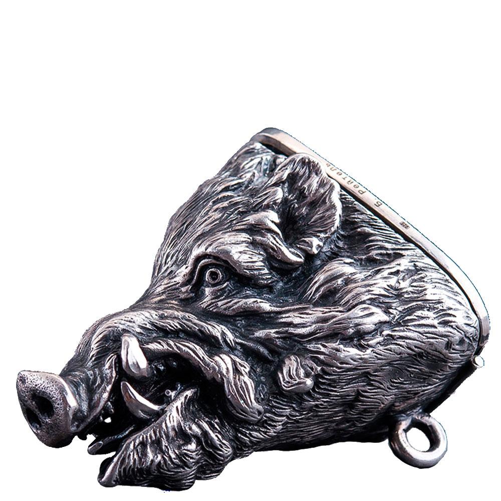 Табачница ручной работы Оникс Кабан