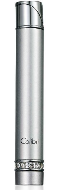 Зажигалка турбо Colibri с хромом Scepter