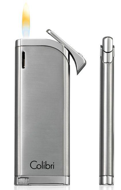 Зажигалка Debonair с серебром