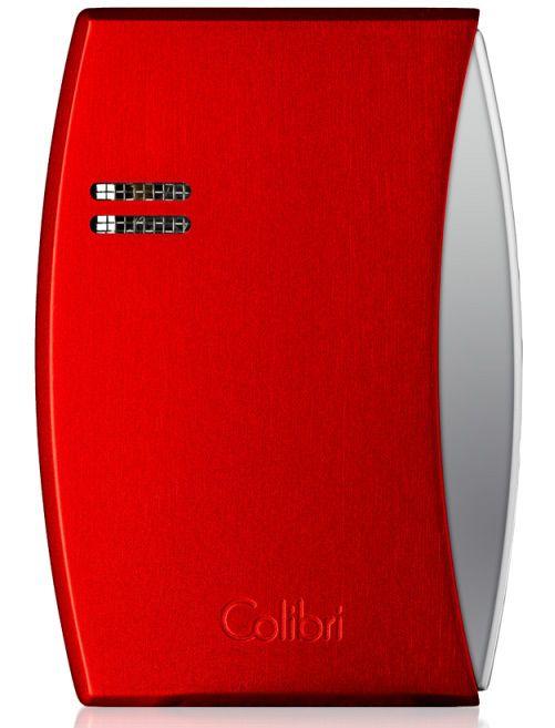 Турбо-зажигалка Colibri Eclipse красная