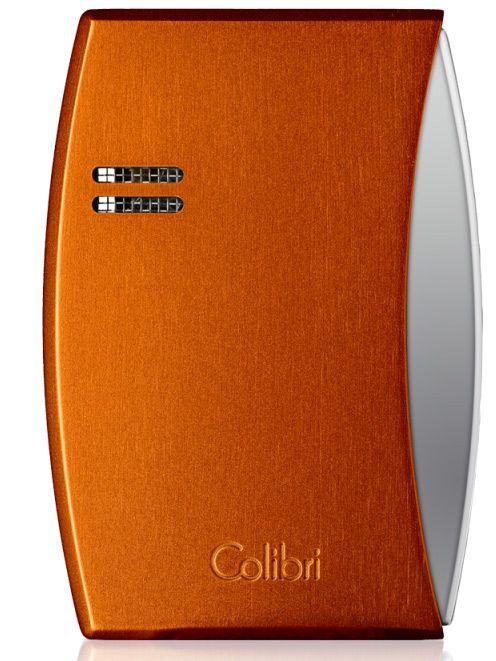 Турбо-зажигалка Colibri Eclipse оранжевая
