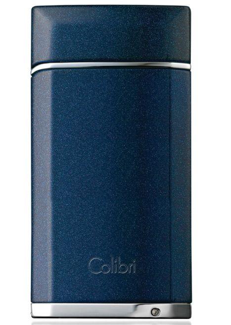 Зажигалка турбо Colibri Evoke с пробойником 8 мм синяя