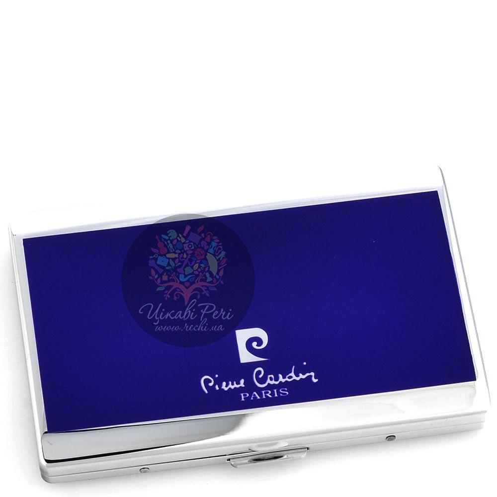 Портсигар Pierre Cardin с покрытием пурпурным лаком