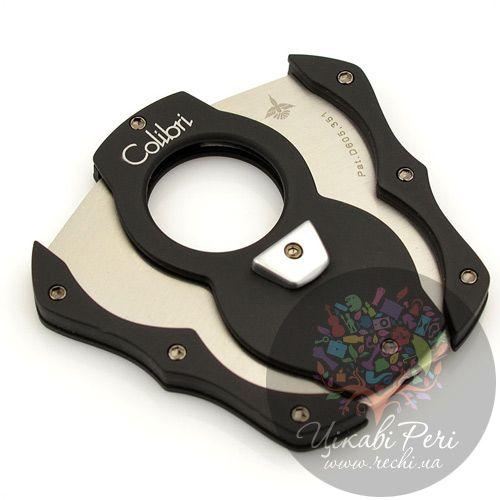 Гильотинка Cut матовая черного цвета, фото