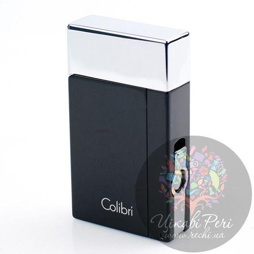 Зажигалка турбо Colibri Aspire и ручка, фото