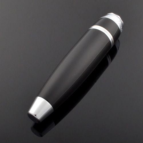 Зажигалка S.T.Dupont Liberte в черном лаке с хромированной отделкой, фото