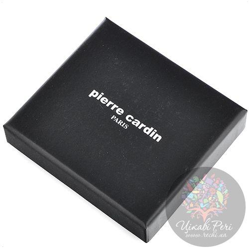 Портсигар Pierre Cardin с покрытием полосами темно-синим лаком, фото