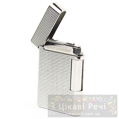 Газовая зажигалка с кремнием Premium, фото