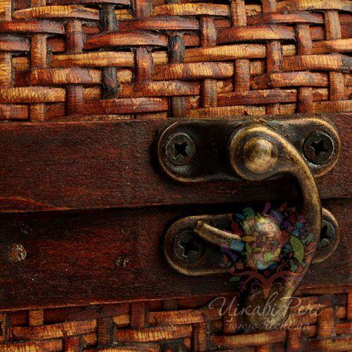 Сундук подарочный под алкогольные напитки , фото