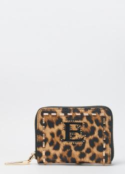 Леопардовый кошелек Ermanno Ermanno Scervino Jennifer, фото