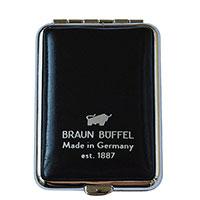 Таблетница Braun Büffel Basic Gaucho черного цвета, фото