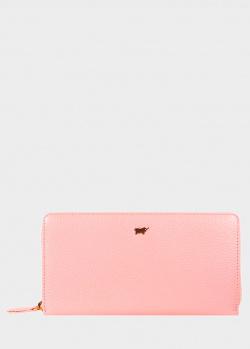 Розовый кошелек Braun Bueffel Asti на 18 карт, фото