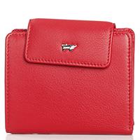 Женский кошелек Braun Bueffel Miami из зернистой кожи красного цвета, фото