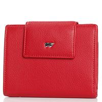 Красный кошелек Braun Bueffel Miami с карманом на молнии, фото