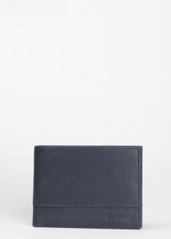 Темно-синее портмоне Baldinini LJack, фото
