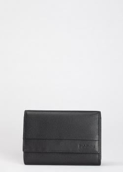 Складной кошелек Baldinini LJudie из черной кожи, фото