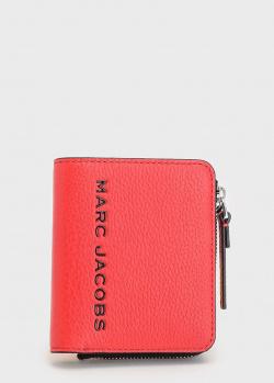 Портмоне с логотипом Marc Jacobs красного цвета, фото