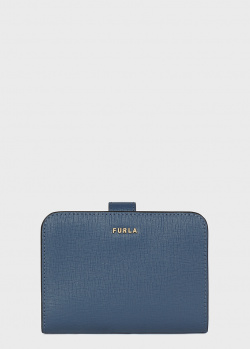 Большой кошелек Furla Babylon Saffiano из текстурированной кожи, фото