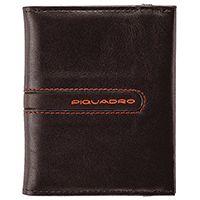 Кредитница Piquadro Freeway коричневая на 20 кредитных карт, фото