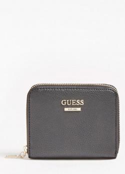 Черный кошелек Guess Destiny из экокожи, фото