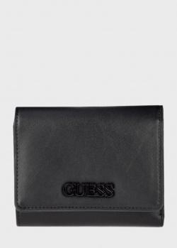 Складной кошелек Guess Central City из экокожи, фото