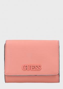 Женский кошелек Guess Central City из экокожи, фото