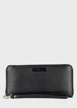Женский черный кошелек Guess Central City, фото
