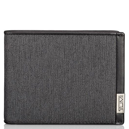 Портмоне Tumi Alpha серого цвета, фото