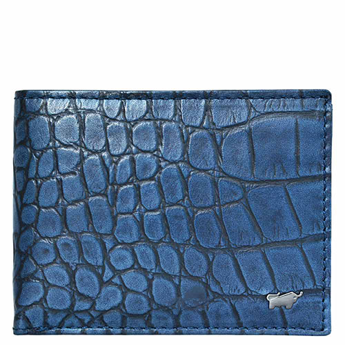 Портмоне Braun Büffel Lisboa синего цвета, фото